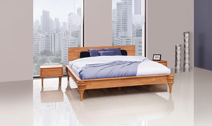 Łóżko z kolekcji Paris