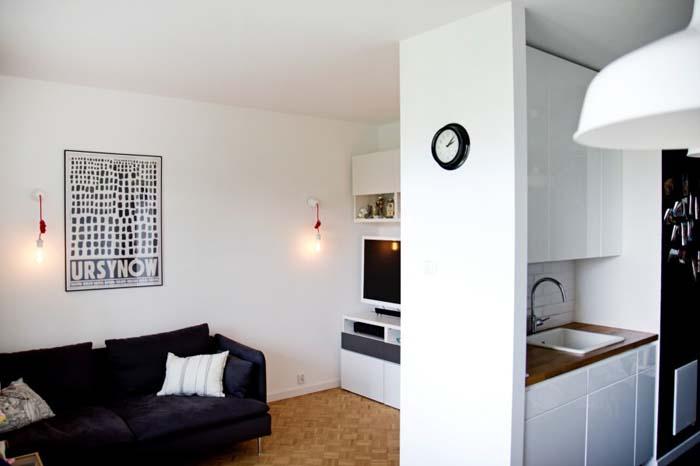 fu architekci mieszkanie na ursynowie