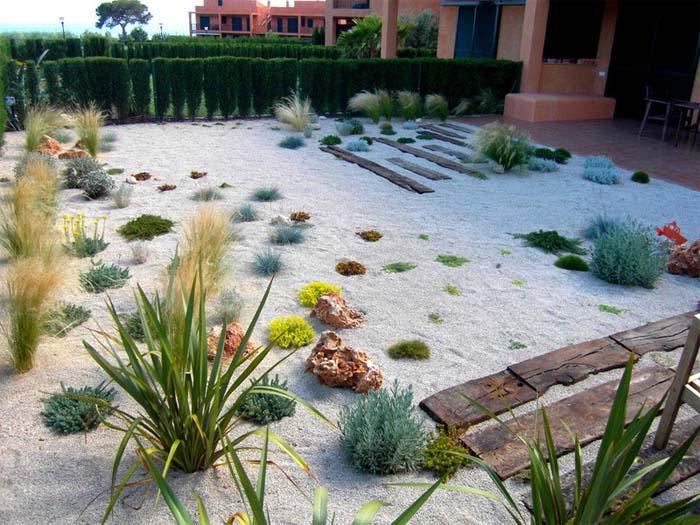 kamienisty ogród