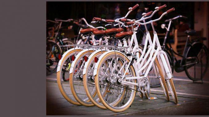 wieszak na rowery