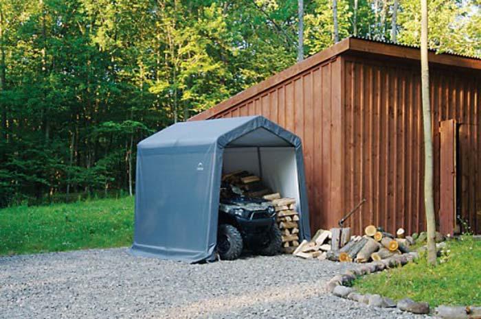 Wygodny I Praktyczny Garaż Wolnostojący Portal Budowlany