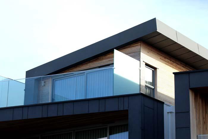 Dach płaski fot. pexels