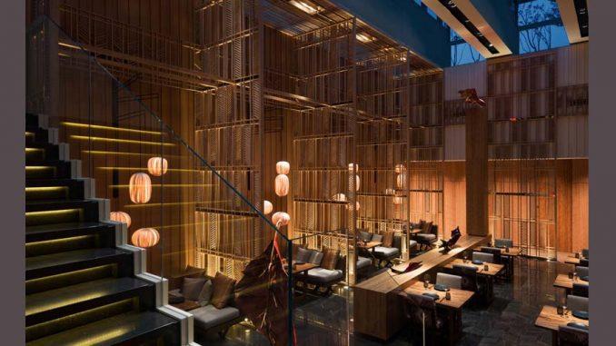 Andre Fu projekty hoteli