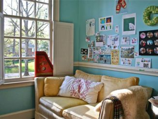 jak kreatywnie zaaranżować ściany w pokoju dziecka