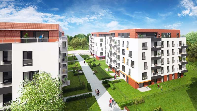 mieszkanie w Katowicach