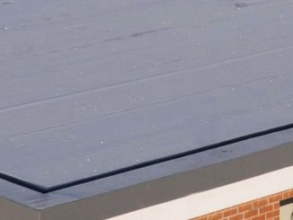 płaski dach