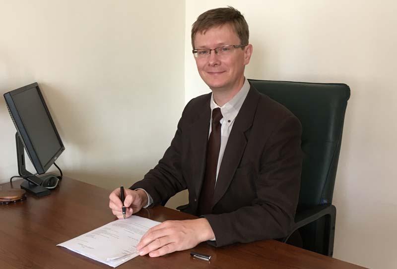Stanisław Witkowski z Kancelarii Prawnej Zofia Krakowian Witkowska i Wsp